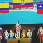 Cristóbal Prado ganó medalla de bronce en el Sudamericano Infantil Juvenil de Gimnasia Artística