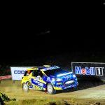 Cristóbal Vidaurre ganó la Súper Especial Nocturna en el Gran Premio de Vicuña del RallyMobil