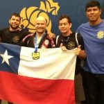 Cristian Donoso ganó título mundial de Jiu-Jitsu Brasileño en Las Vegas