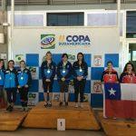 Chile suma una importante cantidad de medallas en la Copa Sudamericana de Tiro