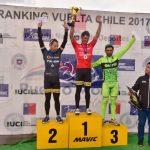 Gonzalo Miranda ganó el último clasificatorio a la Vuelta Chile 2017