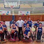 Este fin de semana se realizarán fechas de los nacionales de básquetbol en silla de ruedas y goalball