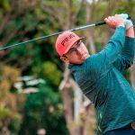 Joaquín Niemann y Gustavo Silva se ubican en el Top 10 del Bolivia Open