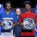 Julio Peralta se quedó con el vicecampeonato de dobles del ATP de San Petersburgo