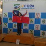 Karina Vera y María José Torres ganaron oro para Chile en la Copa Sudamericana de Tiro