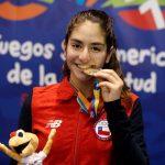 Katina Proestakis gana medalla de oro en la esgrima de los Juegos Suramericanos de la Juventud