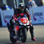 Maxi Scheib ocupó el tercer lugar en el Campeonato Europeo Superstock 1000