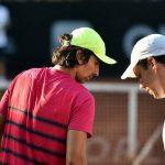 Julio Peralta y Horacio Zeballos cayeron en semifinales de dobles del Challenger de Bastad