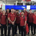 Pre Selección de Básquetbol Masculina viajó a Brasil para preparar las Clasificatorias al Mundial