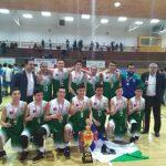 Puerto Montt se tituló campeón del Nacional U17 de Básquetbol Masculino
