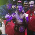 Ramón Contreras reemplaza a Robinson Laviñanza en pelea por título Latino en Argentina