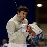 Roberto Monsalva gana medalla de plata en la esgrima de los Juegos Suramericanos de la Juventud