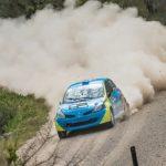 Santiago Gambetta sigue enfocado en alcanzar el título de la R3 Lite del RallyMobil