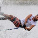 Santiago Varas fue la mejor actuación chilena en el primer día del Mundial de Esquí Náutico