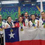 Seleccionados chilenos de poomsae acusan el despido irregular de su entrenador