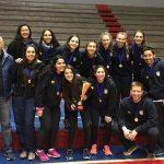 Universidad de Concepción y Atlético Elite se titularon campeones de la Liga A2 de Volleyball