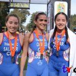 Triatlón nacional definió a sus representantes para los Juegos Bolivarianos