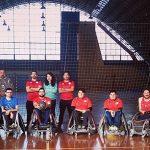 Chile comenzó su participación en el Panamericano de Rugby en Silla de Ruedas