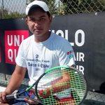 Alexander Cataldo debutó con un triunfo en el Chile Open de Tenis en Silla de Ruedas