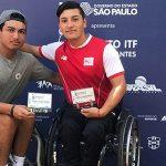 Alexander Cataldo se tituló campeón del Open de Sao Paulo