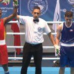 El boxeo le entrega a Chile tres medallas de bronce en los Juegos Suramericanos de la Juventud