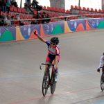 Catalina Soto gana medalla de oro en el ciclismo de los Juegos Suramericanos de la Juventud