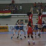 Chile cayó ante Argentina y Perú en segunda jornada del Sudamericano Sub 16 de Volleyball Femenino
