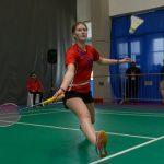 Comenzaron las competencias de dobles en el bádminton de los Juegos Suramericanos de la Juventud