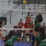 Chile debutó con un triunfo en el Sudamericano Sub 16 de Volleyball Femenino