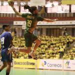 Chile cayó ante Brasil en la segunda jornada del Torneo 4 Naciones de Handball