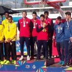 Chile se quedó con la medalla de oro en el Básquetbol 3x3 de los Juegos Suramericanos de la Juventud