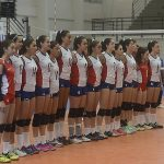 Chile jugará por el tercer lugar del Sudamericano Sub 16 de Volleyball Femenino