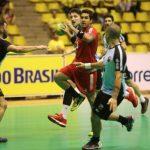 Chile cayó ante Uruguay en el cierre del Torneo 4 Naciones de Handball