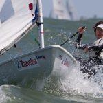 Clemente Seguel logró el bicampeonato nacional de veleros laser radial