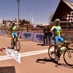 Colombiano Cristhian Montoya ganó la cuarta etapa de la Vuelta Chile