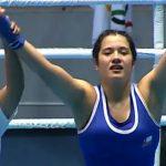 Dennise Bravo destaca en segundo día del boxeo en los Juegos Suramericanos de la Juventud