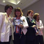 Desirée Soulodre se tituló campeona del Sudamericano Senior Femenino de Golf