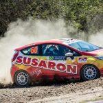 Emilio Fernández quiere ganar las dos últimas fechas de la categoría R2 del RallyMobil