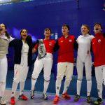 Equipo de esgrima le entrega a Chile su sexto oro en los Juegos Sudamericanos de la Juventud