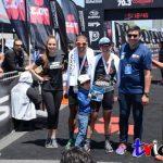 Felipe Van de Wyngard y Pamela Tastets fueron los mejores chilenos en el Ironman 70.3 de Coquimbo