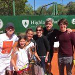 Fernanda Brito se quedó con el título del ITF de Buenos Aires