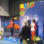 Florencia Castillo sumó una medalla de plata en el taekwondo de los Juegos Suramericanos de la Juventud
