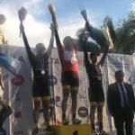 Gonzalo Garrido tomó el liderato de la Vuelta Chile tras la segunda etapa