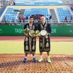 Hans Podlipnik se tituló campeón de dobles en el Challenger de Tashkent