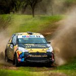 José Miguel Hernández quiere repetir una buena actuación en el Gran Premio de Rancagua del RallyMobil