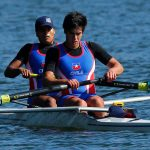Chile y Argentina son favoritos para las finales del remo en los Juegos Suramericanos de la Juventud