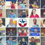 24 serán los jugadores chilenos de handball que militarán en el extranjero durante la temporada 2017-2018