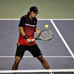 Julio Peralta cayó en primera ronda de dobles del Masters 1000 de Roma