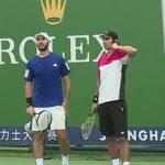 Julio Peralta avanzó a cuartos de final de dobles del ATP 250 de Amberes