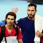 Julio Peralta y Santiago González se quedaron con el vicecampeonato de dobles del ATP 250 de Amberes